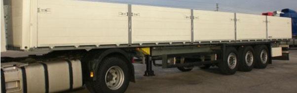Перевозка габаритных грузов на бортовых платформах